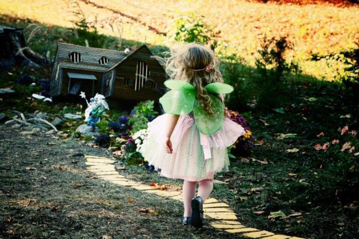 Hunt For Fairies In The Miniature Village At The Florence Griswold