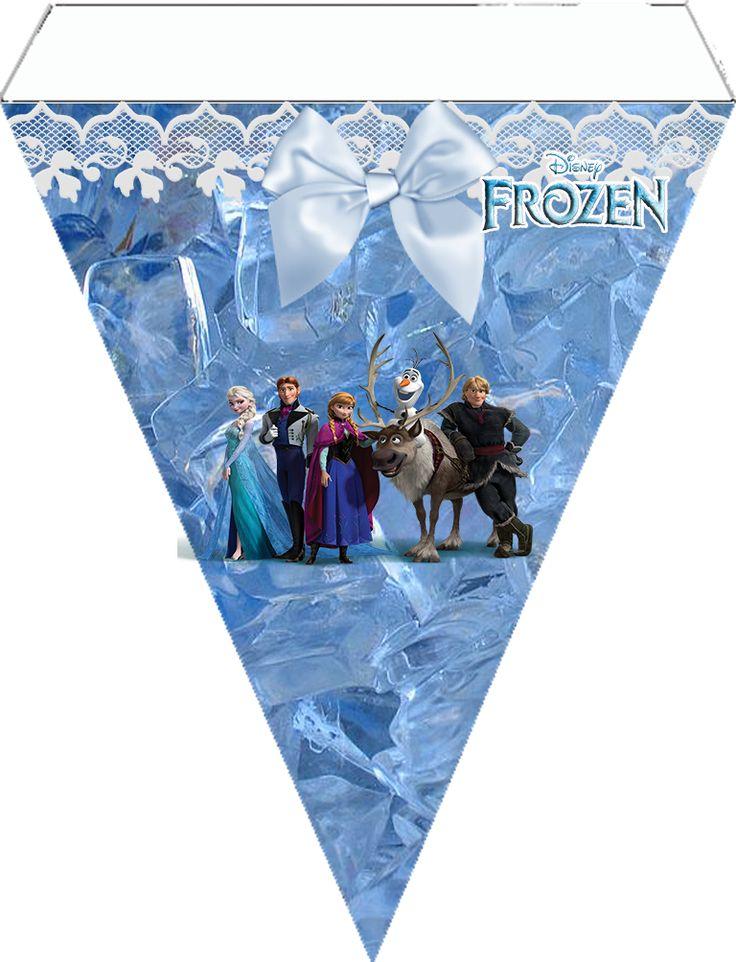 Frozen: Imprimibles y Tarjetería para Imprimir Gratis. | Ideas y material gratis para fiestas y celebraciones Oh My Fiesta!