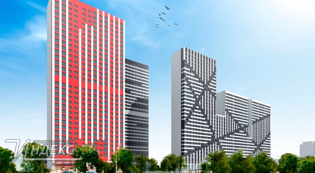 Жилой комплекс с небоскребами на проспекте Буденного введут в этом году