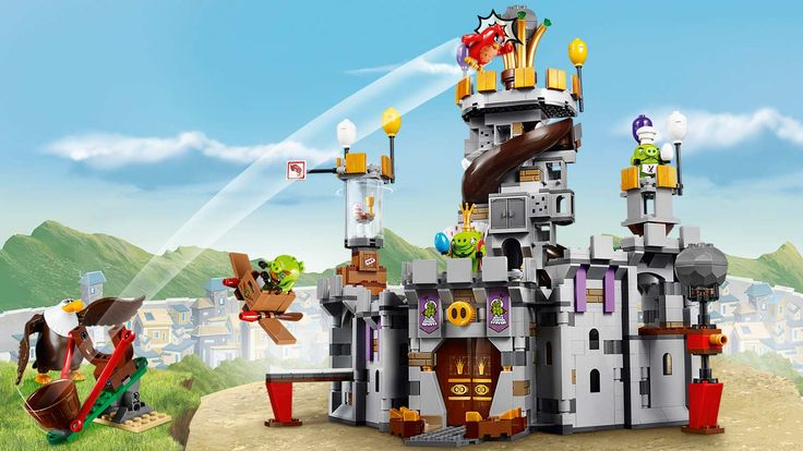Home - LEGO® The Angry Birds Movie LEGO.com