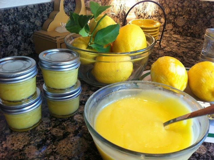 Lemon Curd (picture only)