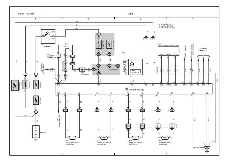 Toyota Tacoma Trailer Wiring Diagram #1 Solar Power Pinterest
