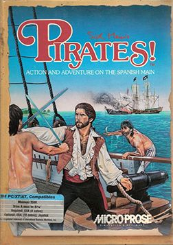 Sid Meier's Pirates! (1987) - and now available on iPhone
