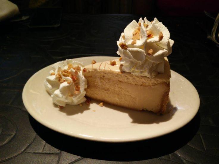 Cheesecake factory's Dulce de Leche Cheesecake My most favorite dessert!!  Love Love Love it!!! #dulcedeleche #cheesecakefactory #cheesecake #loveit #dessert #newyork #newyorkeats #nyceats #newyorkdiaries #fooddiaries #musteat #favorite #latergram #tb #tbt #instagirl #instafood #followforfollow