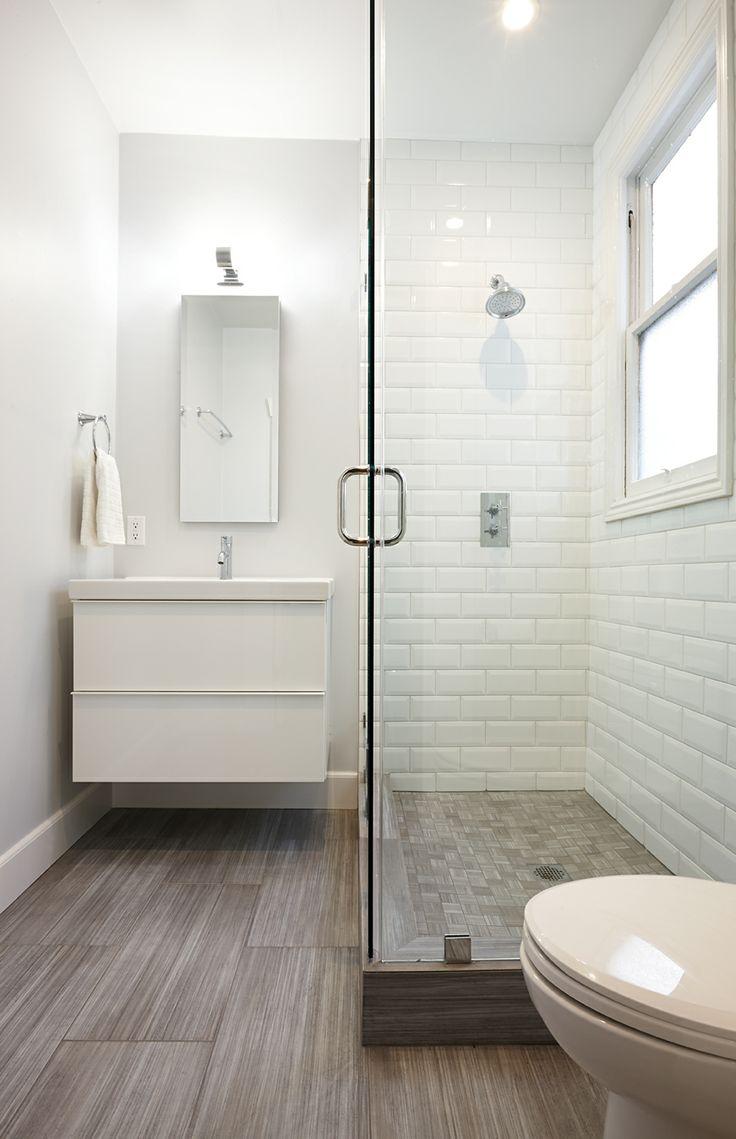 Auch In Ein Gäste WC Passt Noch Eine Dusche. #kleines #Badezimmer #
