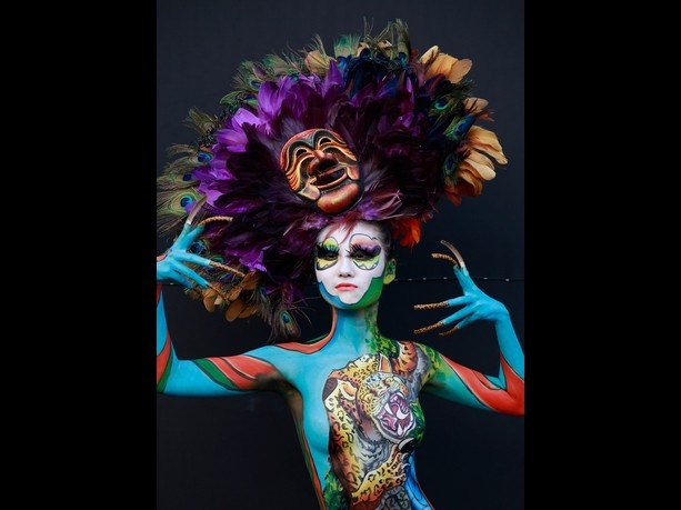 Pictures Daegu International Body Painting Festival 2012 - Galleries | UK Metro
