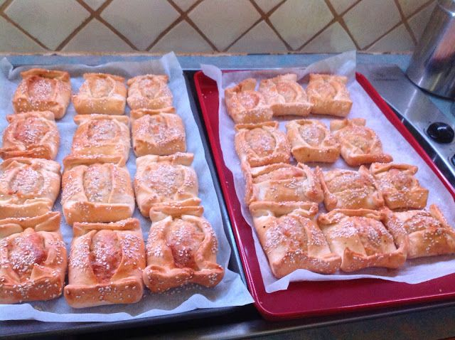 Fay's Homemade Recipes: Cypriot Flaounes