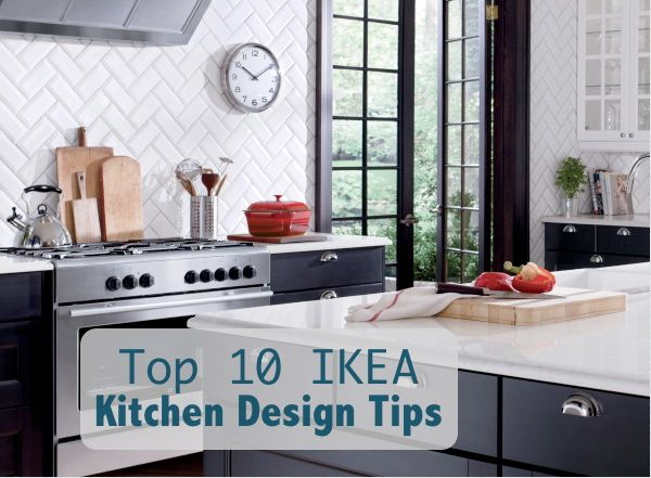 Top 10 ikea kitchen design tips ikea kitchen design for Kitchen design 6 x 8