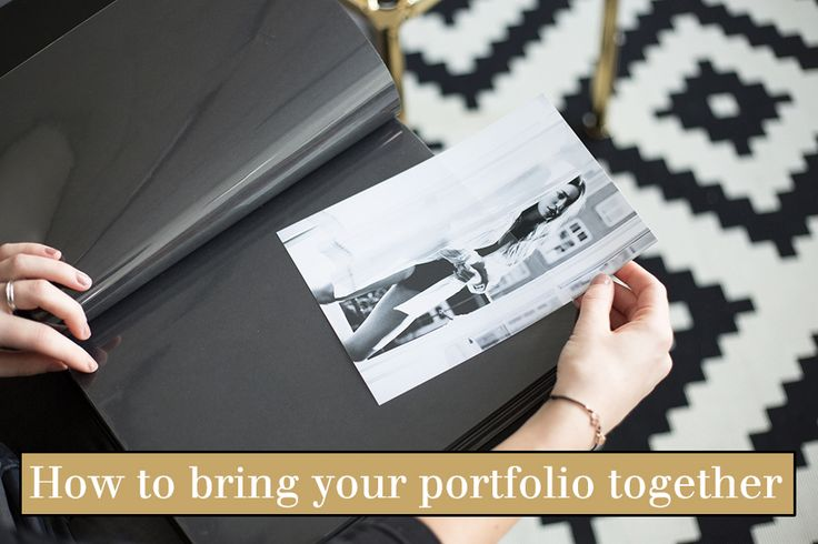 Photography Tips: How to bring your photography portfolio together?