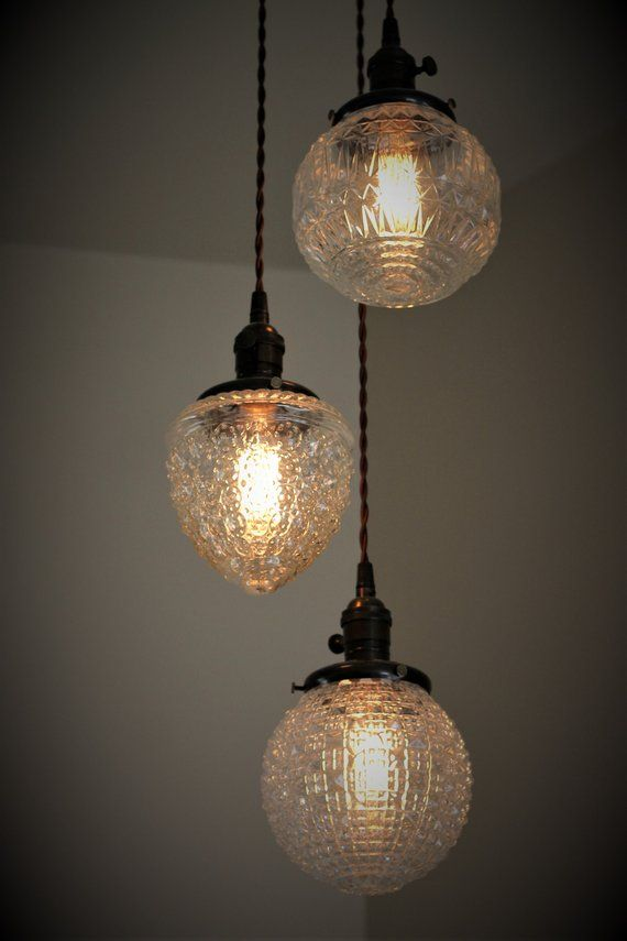 Image 0 Vintage Pendant Lighting Simple Chandelier Antique