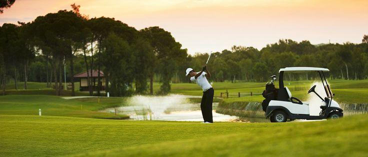 Club de golf l'Estérel