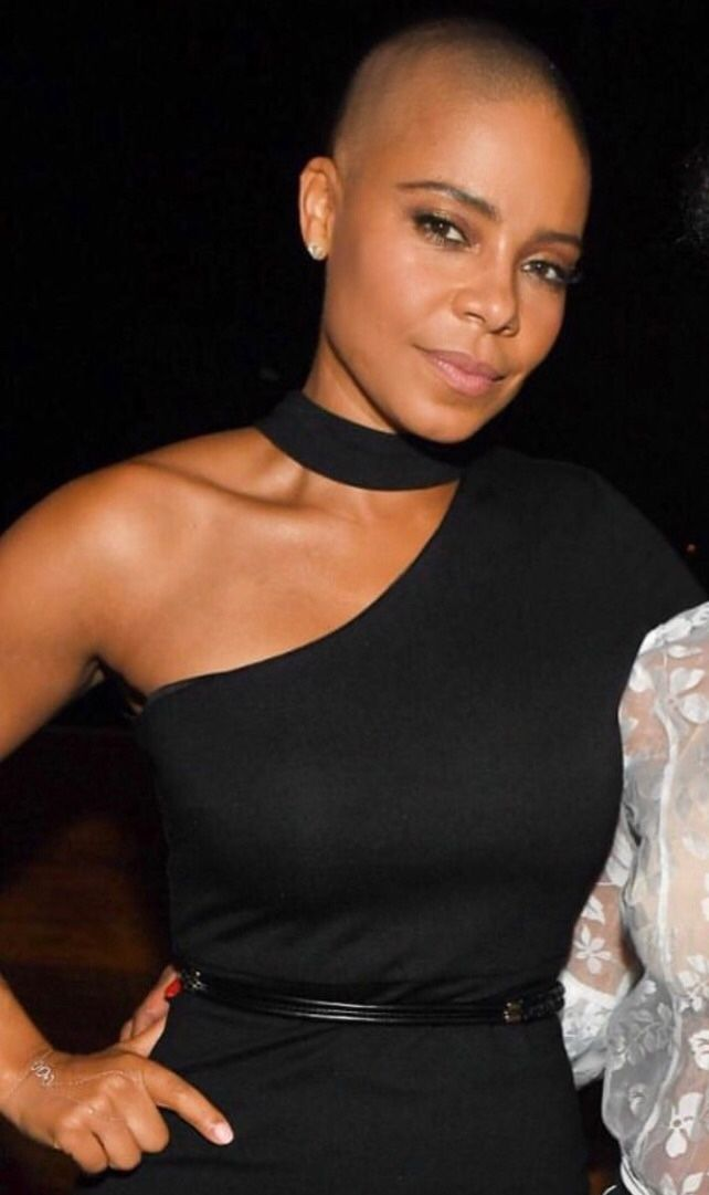 Just Beautiful Short Sassy Hair Bald Women Short Natural Hair Styles