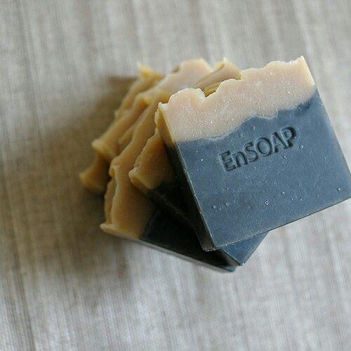 black beer soap