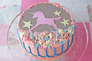 Unicorn Cake おかしさん