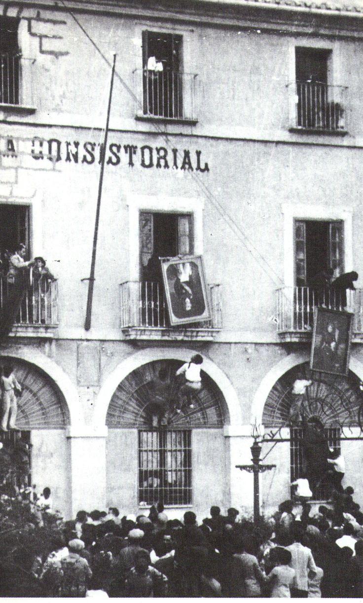 Spain - 1936-39. - GC - Ochenta años del estallido de la Guerra Civil en la Marina Alta | La Marina Plaza.