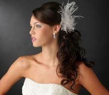 Peinado para novias con touch de los anos veinte pero perfecto para el 2013! ♥