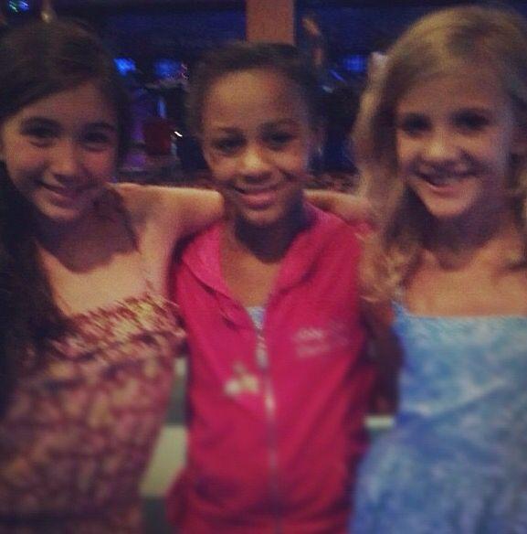Rowan, Nia, and Paige