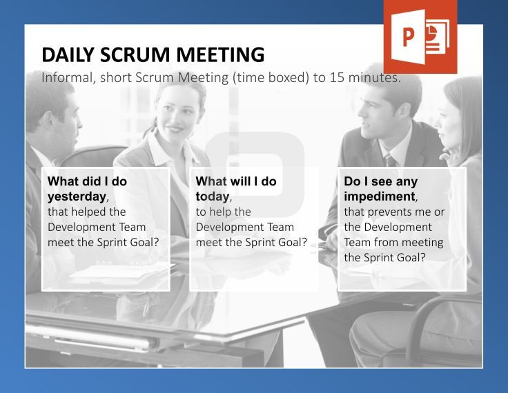 63 best SCRUM // POWERPOINT VORLAGEN images on Pinterest | Role ...