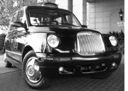 The Taxi - London Executive Sedan at the O.Henry hotel