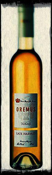 Tasting Oremus Tokaji Late Harvest 08 - D'Agos Fine Wines