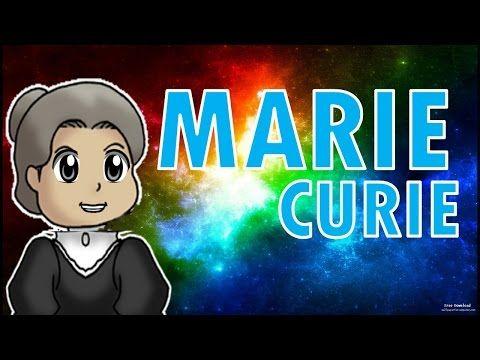MARIE CURIE Biografía para niños - YouTube