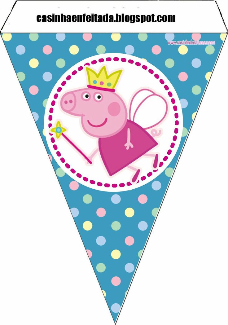 79 best peppa pig images on Pinterest | Ideas party, Piglets and ...