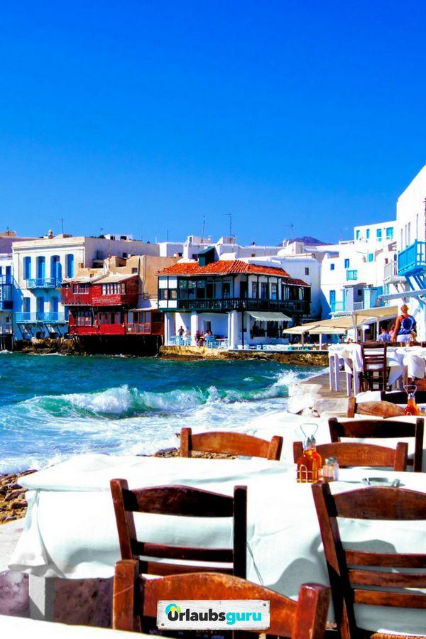 Trendinsel Mykonos in Griechenland: Tipps und Infos für einem Urlaub auf der Promi-Insel findet ihr in meinem Reisemagazin.