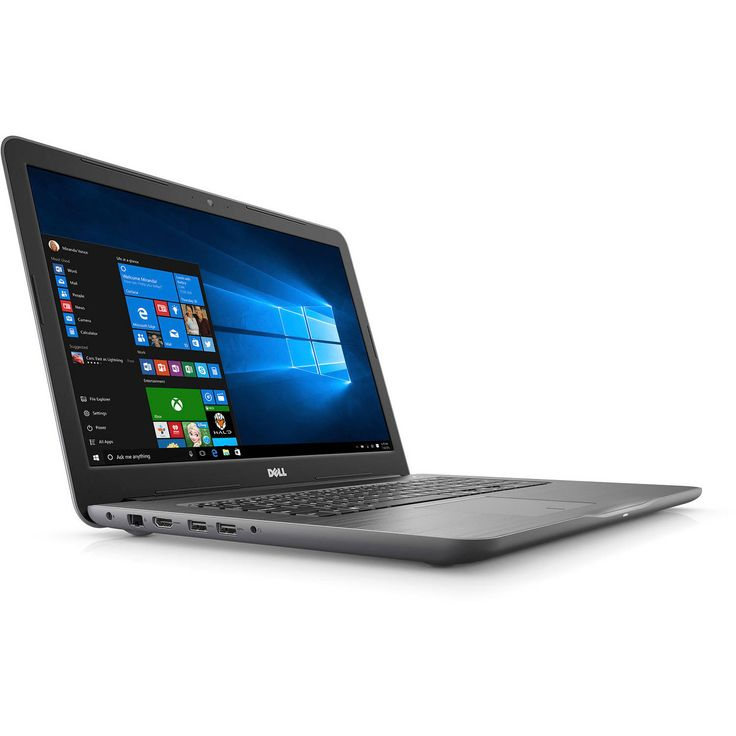 Flat 60% Off Dell Inspiron i5765-2764GRY 17.3″ FHD Laptop (7th Generation AMD A12-9700P, 8GB RAM, 1TB HDD)  Rating: 5/5