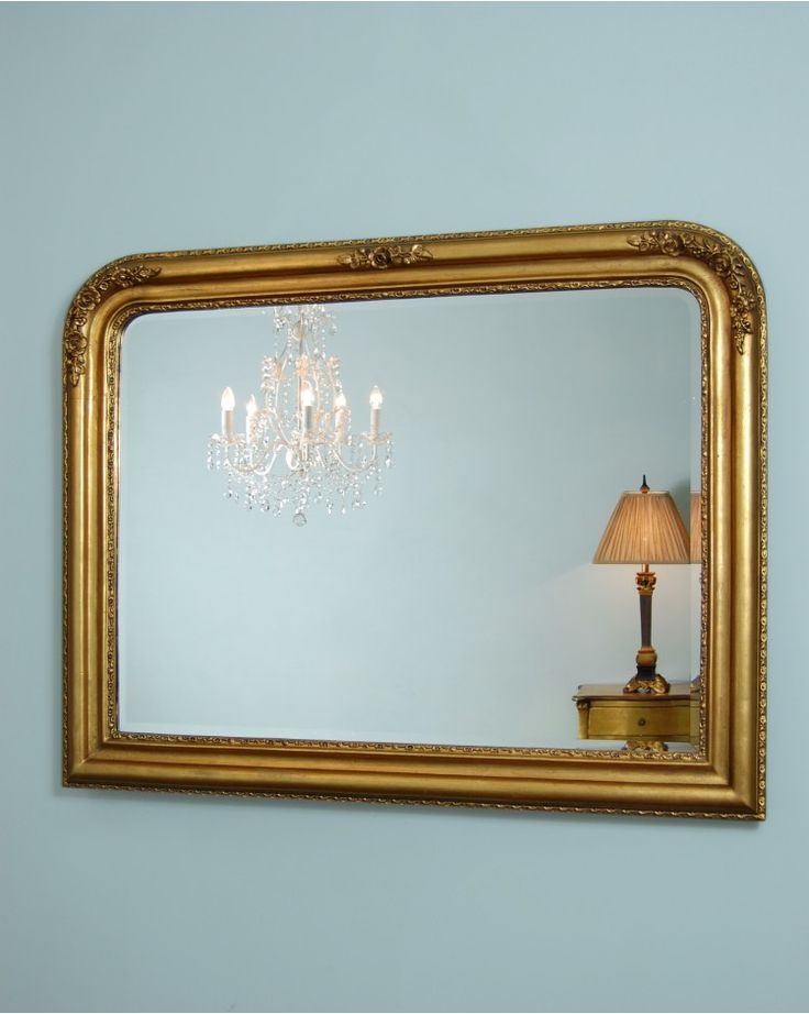 Top Tullie Mirror From The Chandelier And Company With