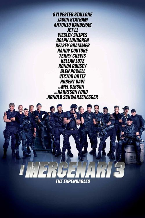 The Expendables 3 Full Movie Online 2014