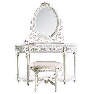 white metal vanity set. Disney Princess Vanity Set  Rooms To Go Kids Sets Best 25 vanity set ideas on Pinterest Girls