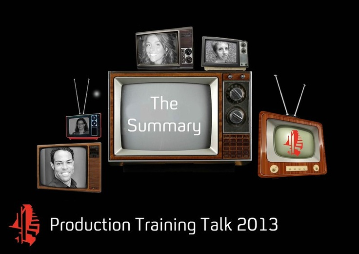 An industry lead Q for those training to work in TV production by Channel 4 - Posted by Take it On