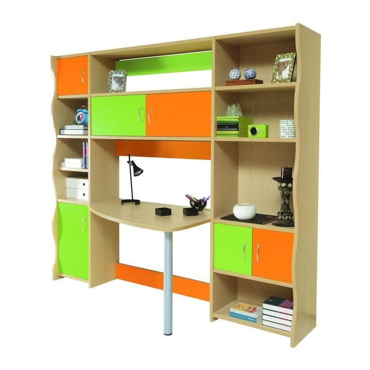 ΠΑΙΔΙΚΑ ΈΠΙΠΛΑ->Βιβλιοθήκες γραφεία->ΒΙΒΛΙΟΘΗΚΗ ΓΡΑΦΕΙΟ 101.61.22 - www.petitemaison.gr