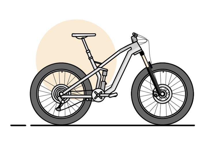 Canyon Strive suspension movements by Arun Gurung