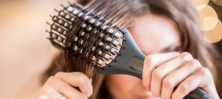 Avec la brosse lissante Remington, vos cheveux seront plus que jamais brillants, soyeux et surtout doux au toucher ! Découvrez les avis des utilisatrices !