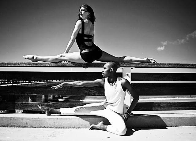 ViqsPiqs: Leanka & Vuyolwethu - Contemporary Dancers