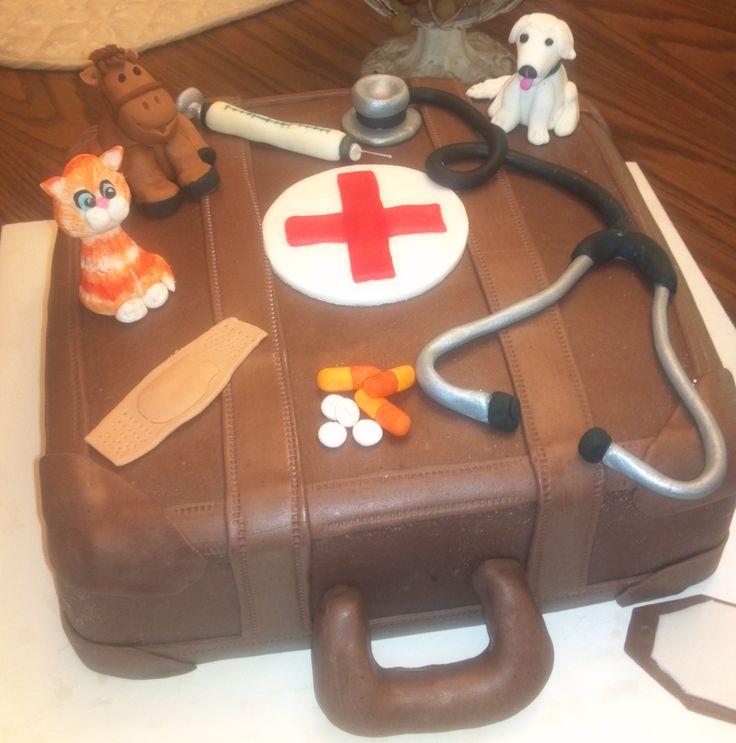 Cake Ideas by Lori Kirk  Veterinary Cake