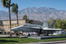 Palm Springs Air Museum - ©2015 Monica Bourne. Used by permission.