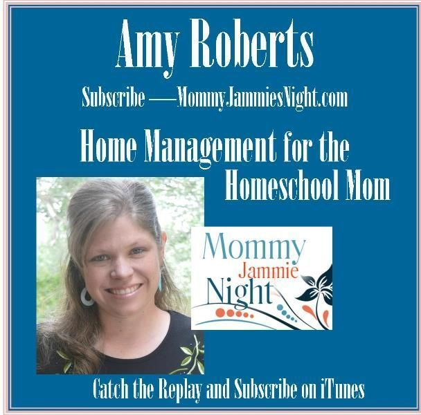 Homeschooling is a messy business!  Trying to keep a house clean, organized, and running efficiently while homeschooling can feel like an impossible task.  Homeschool moms everywhere are overwhelmed by the stress of putting together a homeschool schedule and a home management routine that works together, but tonight, Amy Roberts of Raising Arrows is here to show you a simple way to curb the chaos and start enjoying the homeschooling journey!