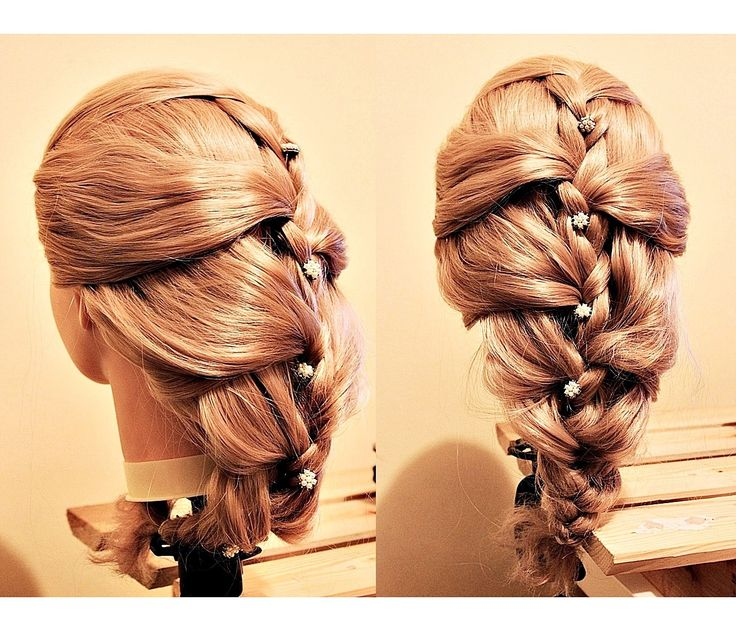 braid, hairdo, hairstyle