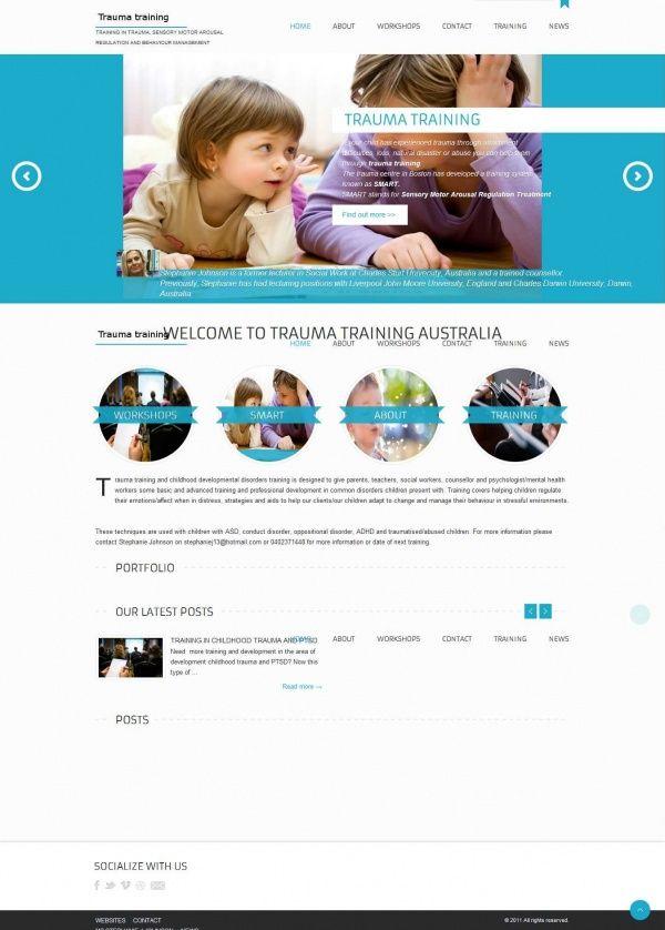 Trauma Training http://www.waggawebdesign.com/trauma-training2/