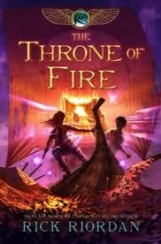 The Throne of Fire - Great read!