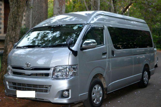 100+ Toyota Vans In Sri Lanka – yasminroohi