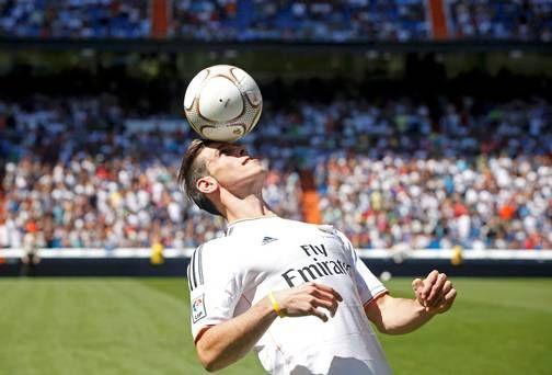 Il aura fallu attendre les dernières heures du mercato pour voir arriver Gareth Bâle au Real Madrid pour un montant record de 91 millions d'euros !