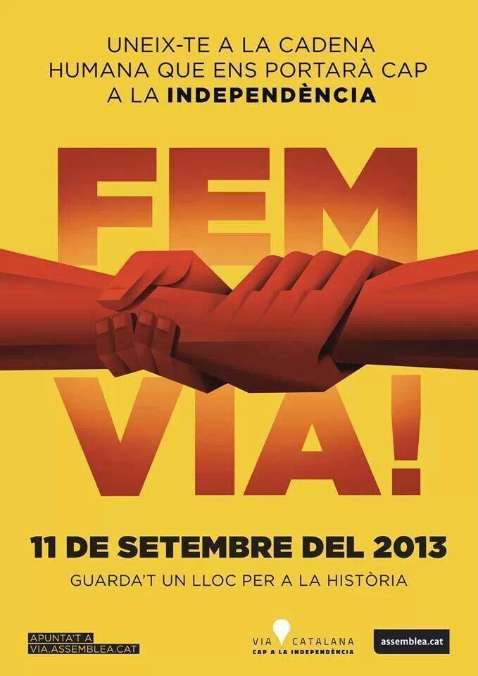 Freedom for Catalonia