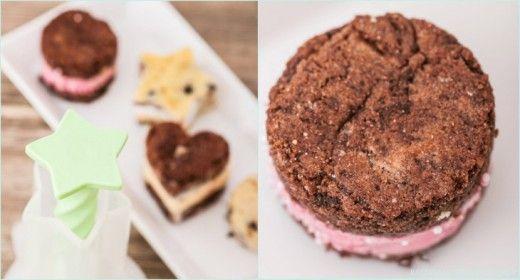 Ice Cream Sandwich Rezept mit Test | Backen macht glücklich