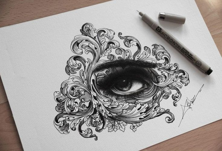 Use our pens to make awesome drawings like this!