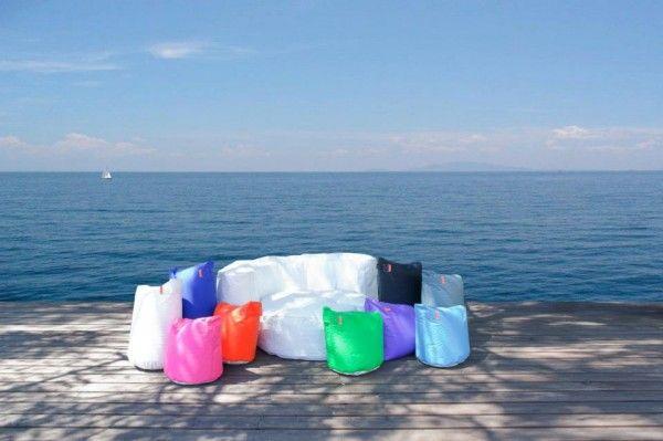 Outdoor furniture from Trimm Copenhagen