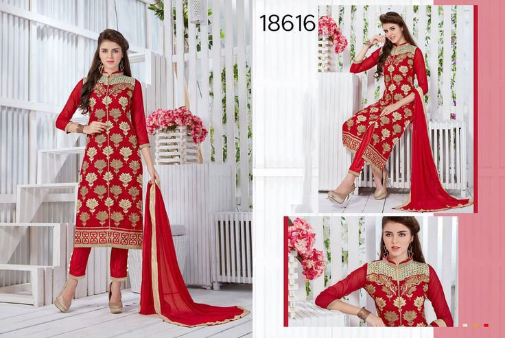 Anarkali Kameez Dress Ethnic Salwar Bollywood Pakistani Suit Indian New Designer #KriyaCreation