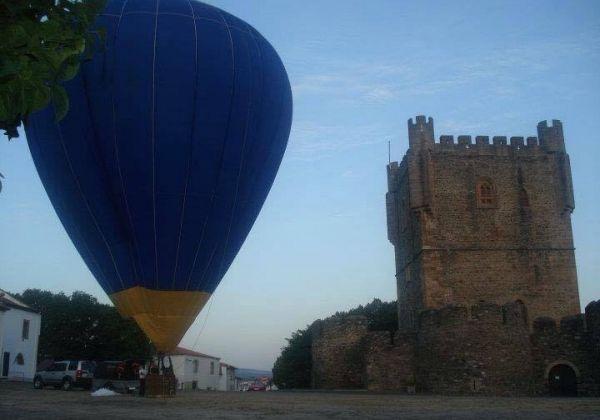 Hot air Balloon rides, Braganca, North Portugal - Go Discover Portugal travel